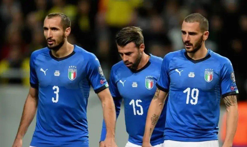 Сборная Италии обыграла Австрию в плей-офф Евро-2020