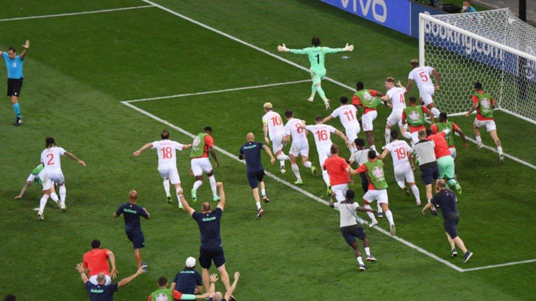 Сборная Франции сенсационно проиграла Швейцарии и покинула Евро-2020