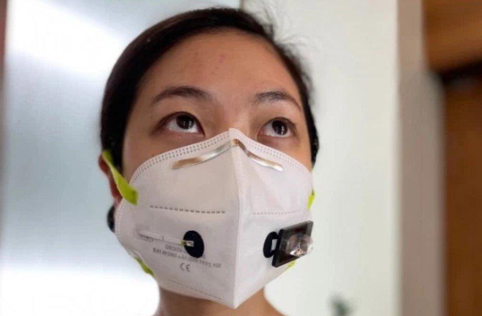 В США создали маску для обнаружения коронавируса COVID-19
