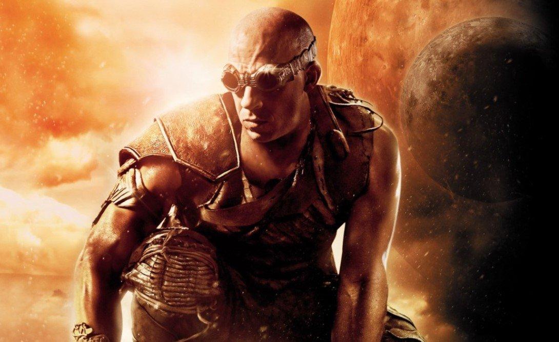 Вин Дизель сообщил о завершении работы над сценарием фильма «Риддик: Фурия»