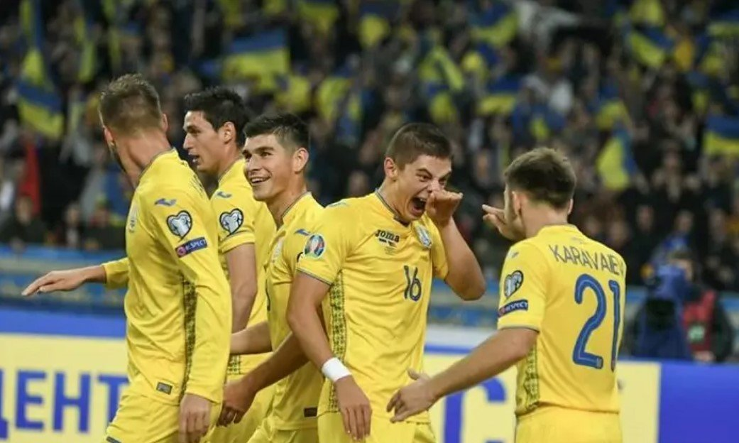 Украина сенсационно победила Швецию и вышла в четвертьфинал Евро-2020