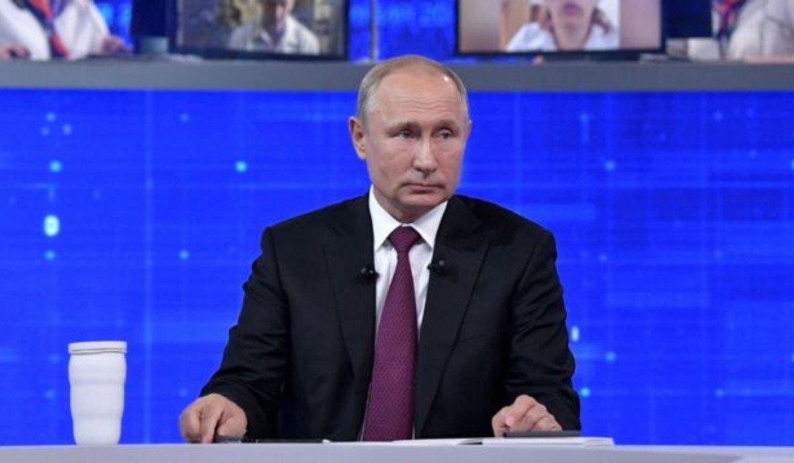Песков рассказал о состоянии здоровья ушедшего на самоизоляцию Путина