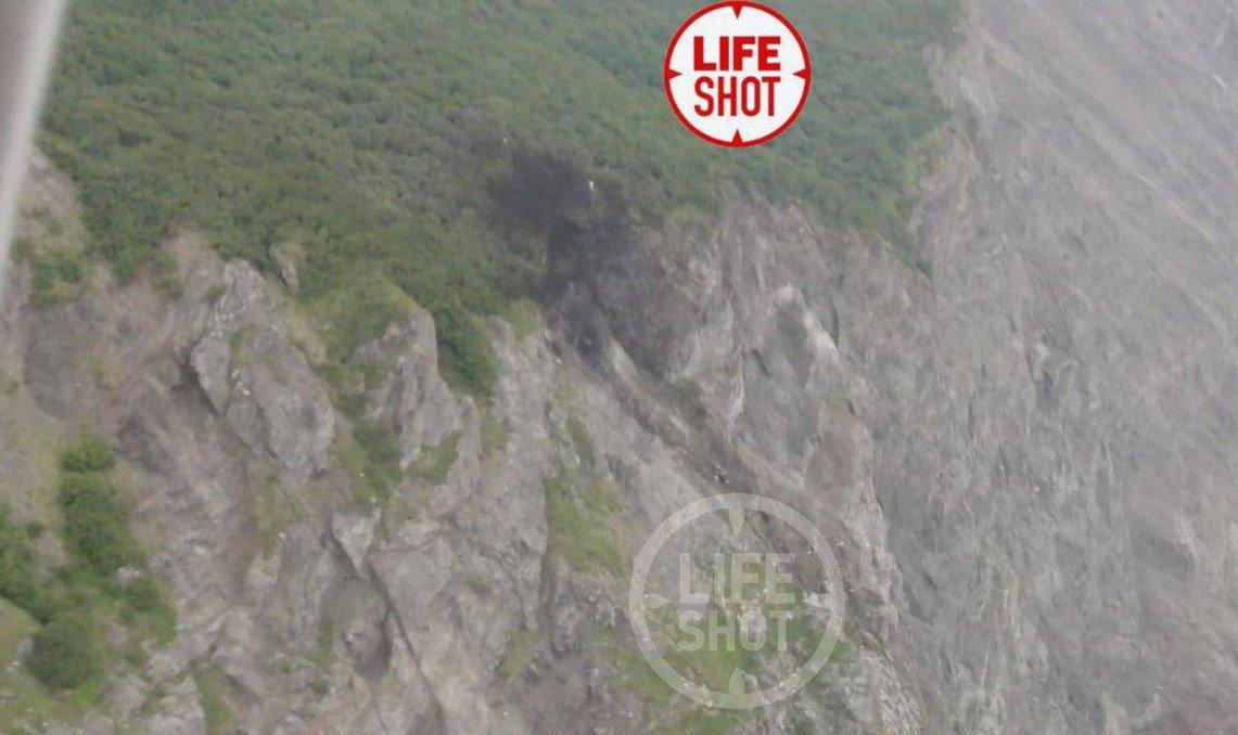 На Камчатке обнаружены обломки пропавшего самолета Ан-26