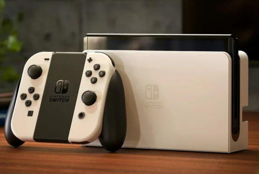 Обновленная игровая приставка Nintendo Switch выйдет 8 октября