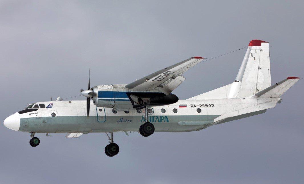 Экипаж пропавшего в Хабаровском крае самолета Ан-26 мог погибнуть