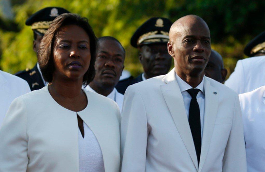 Жена убитого президента Гаити Моиза скончалась в больнице