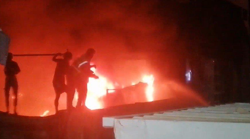 Количество жертв пожара в COVID-больнице Ирака выросло до 6