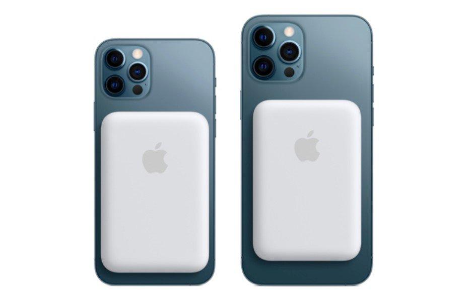 Apple выпустила беспроводной павербанк для iPhone 12