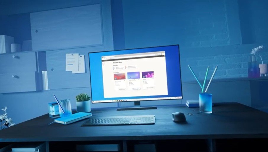 Microsoft выпустила облачную версию новой операционной системы Windows 11