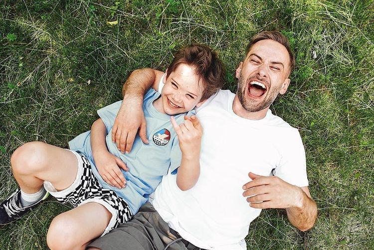 Дмитрий Шепелев впервые показал 8-летнего сына Жанны Фриске