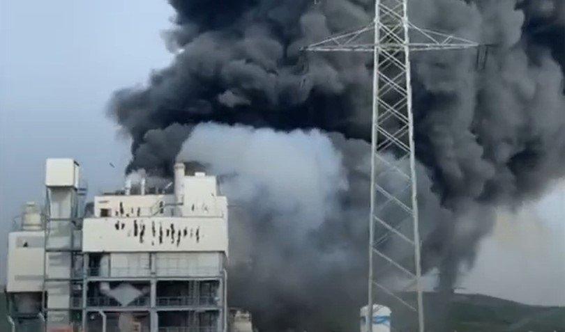 В Германии произошел мощный взрыв на мусоросжигательном заводе Bayer