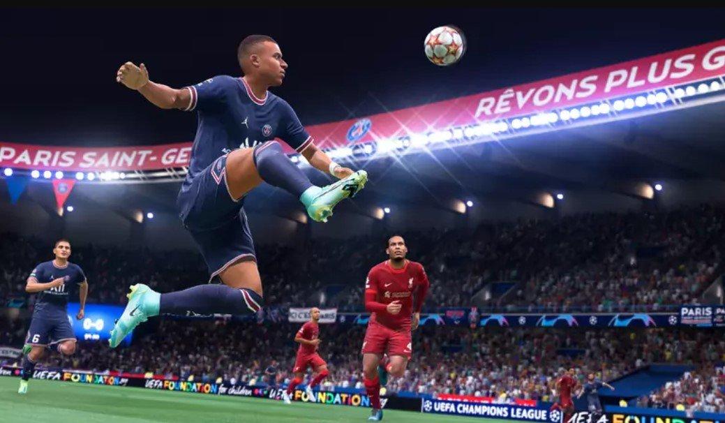 EA Sports выпустила трейлер футбольного симулятора FIFA 22