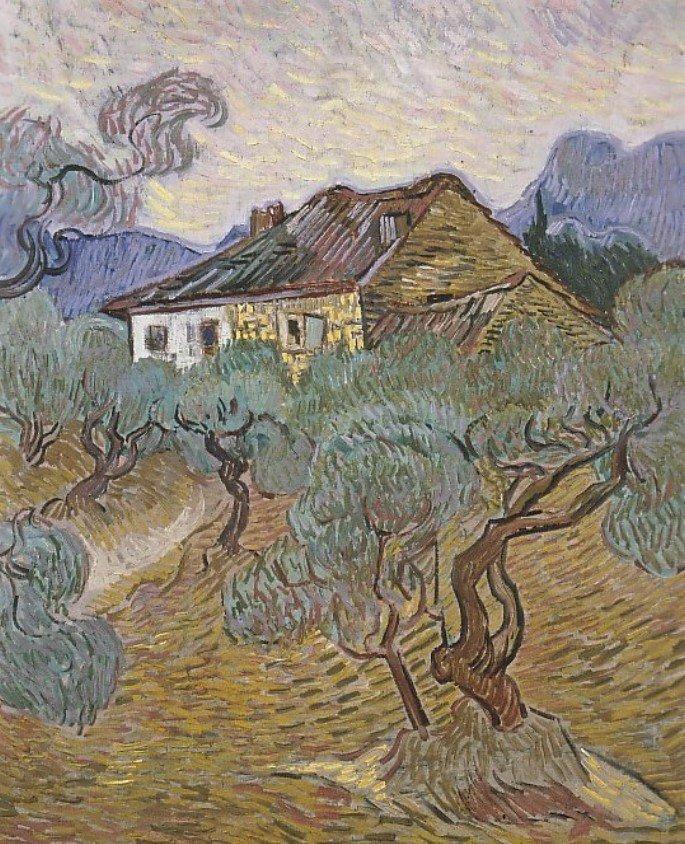 В США продают картину Винсента Ван Гога за 34 миллиона евро