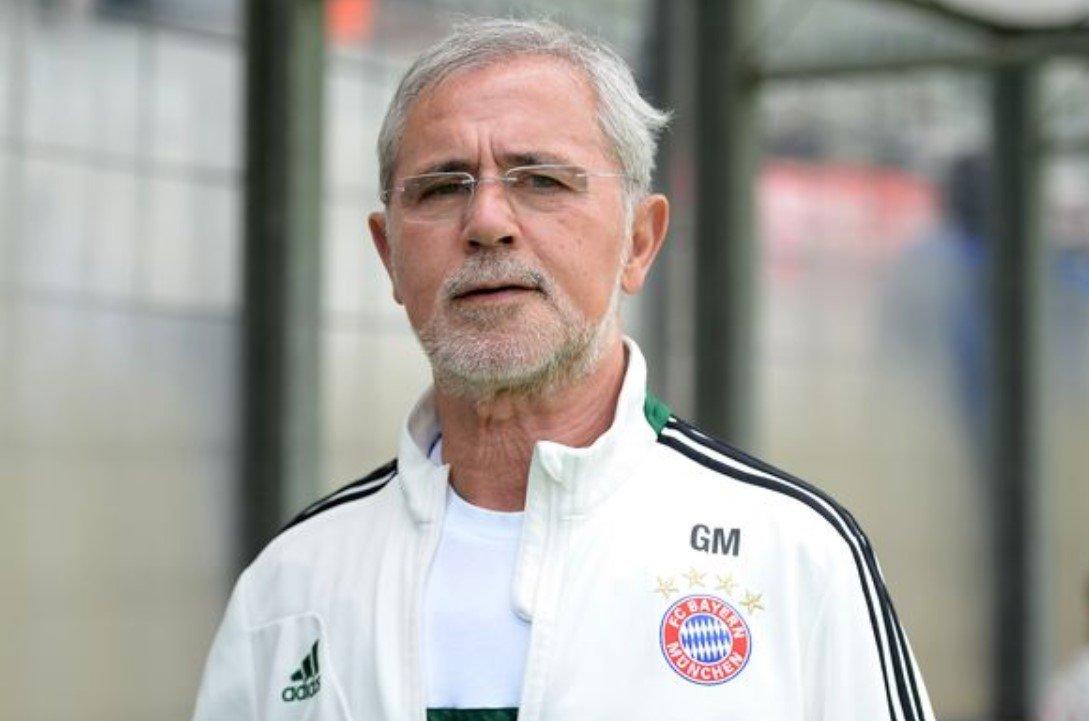 Легендарный немецкий футболист Герд Мюллер скончался в возрасте 75 лет