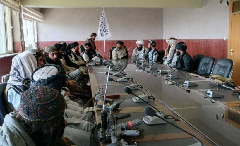 Талибы заняли президентский дворец президента Афганистана в Кабуле