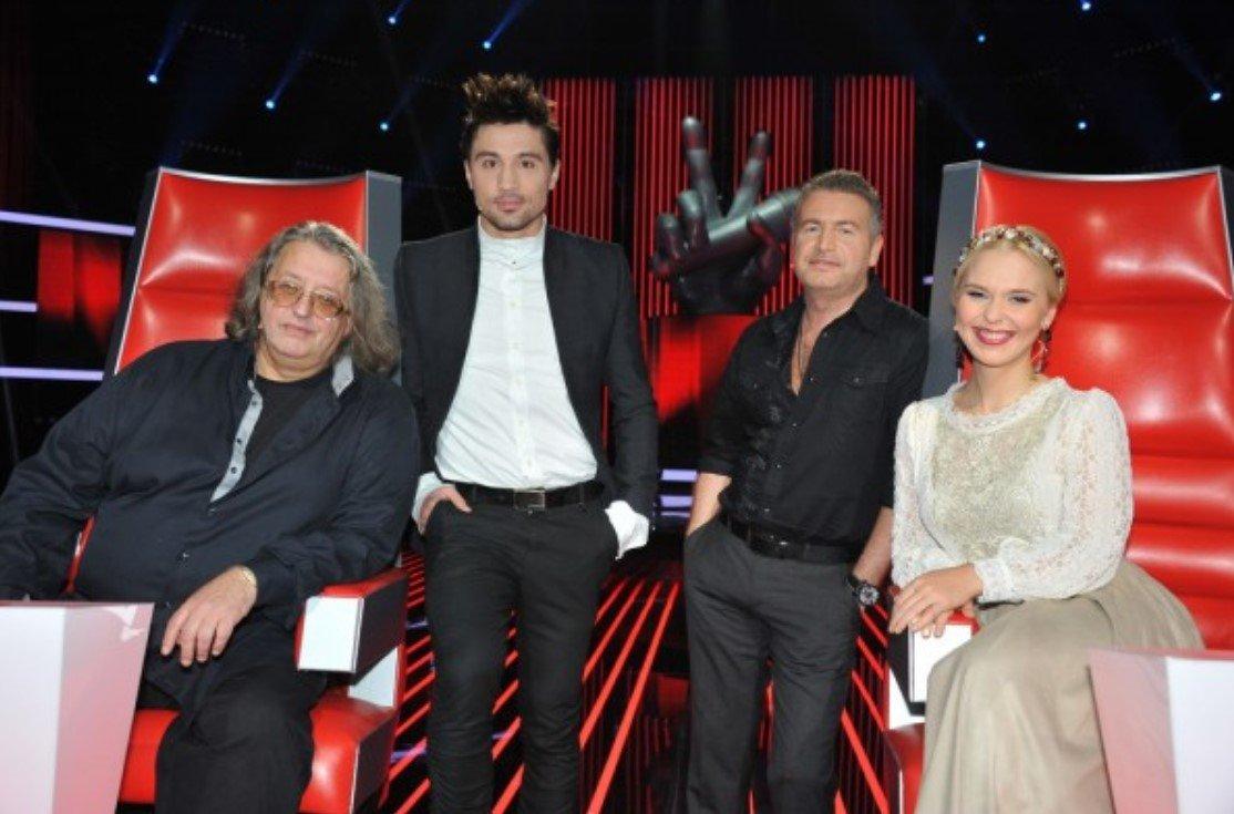 Билан, Агутин, Пелагея и Градский станут наставниками 10-го сезона шоу «Голос»