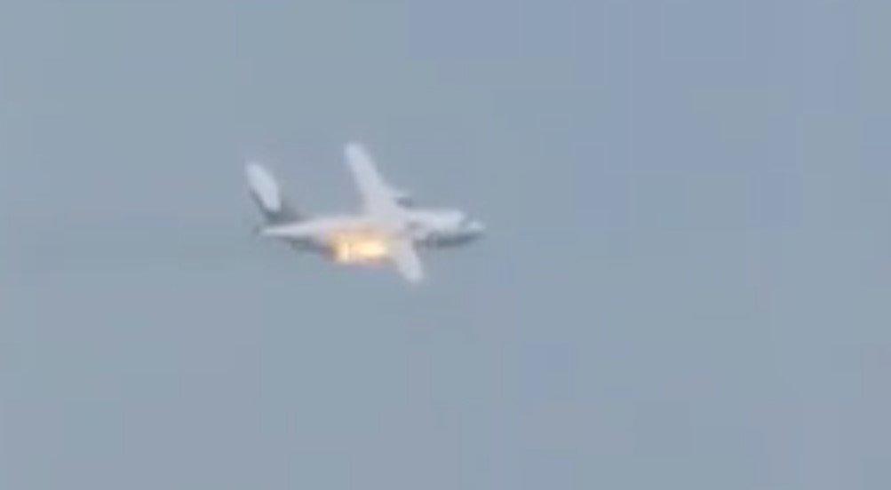 В Подмосковье разбился опытный образец самолета Ил-112В, три человека погибли