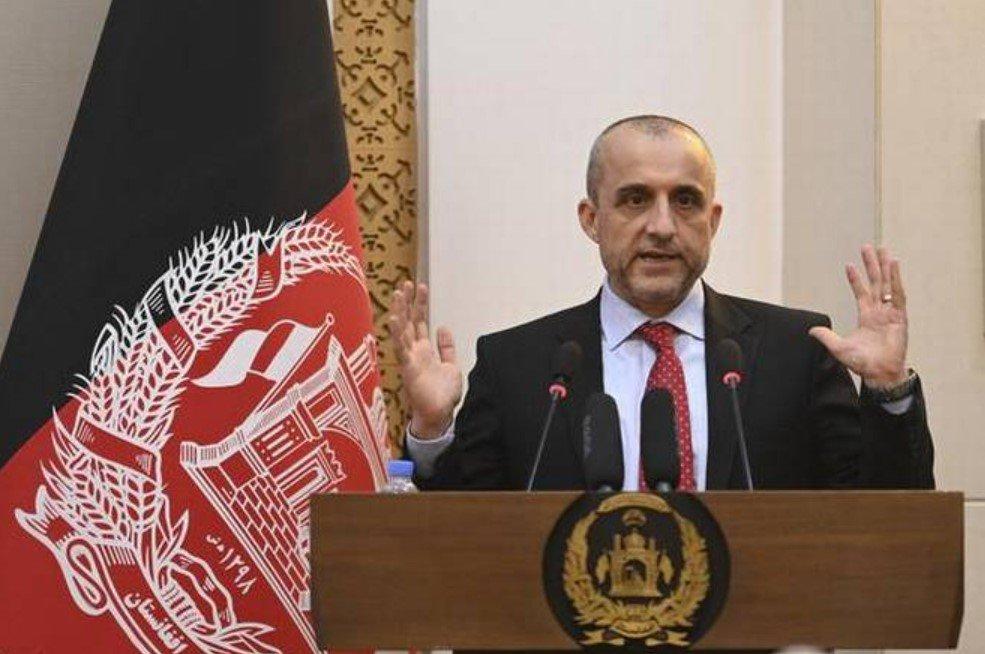 Вице-президент Афганистана Салех пообещал начать новую борьбу с талибами