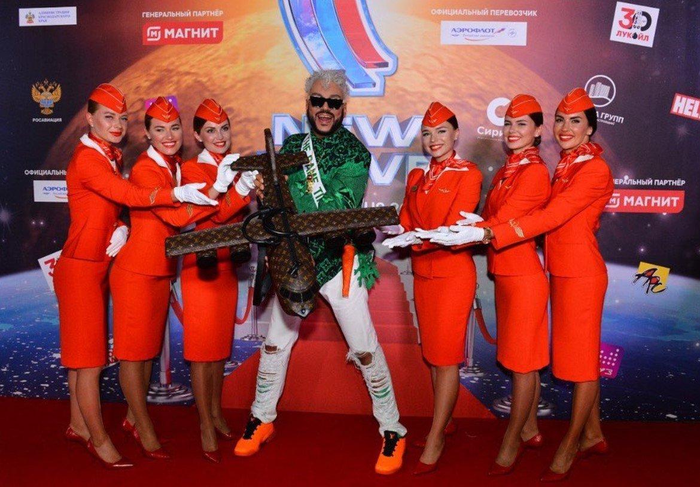 Филипп Киркоров приехал на «Новую Волну» в Сочи с сумкой за $39 тыс