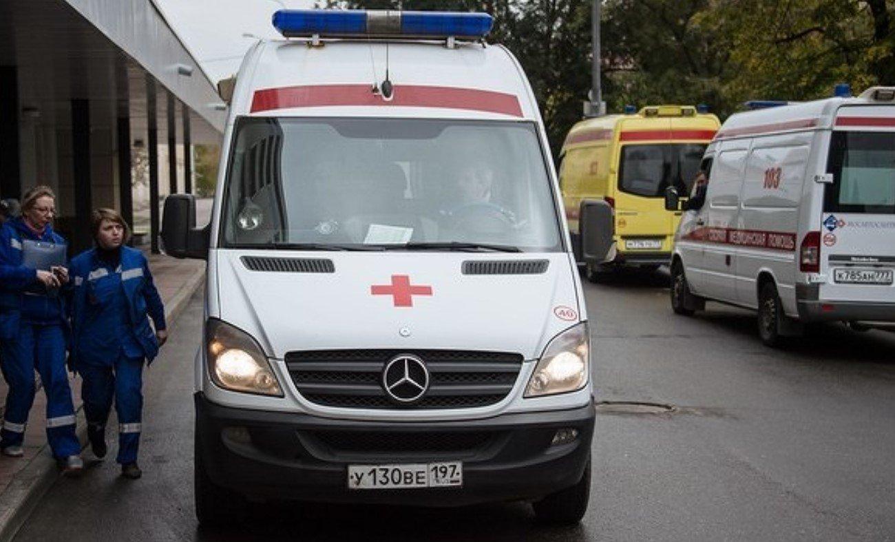 В результате взрыва гранаты в Москве погибли два человека