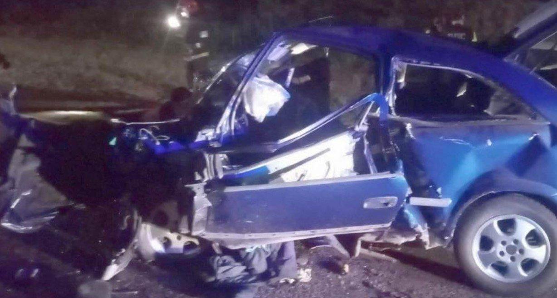 В результате лобового столкновения под Ивацевичами погибли четыре человека