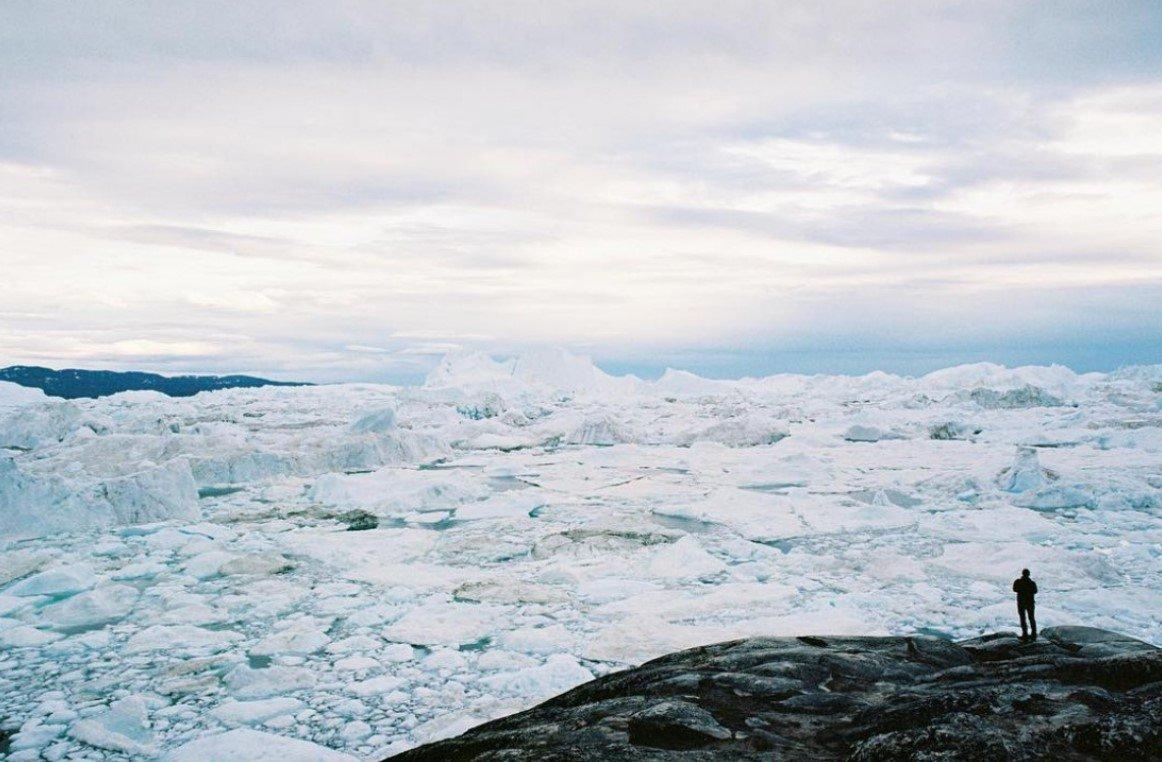 Самый северный остров на Земле случайно открыт у берегов Гренландии