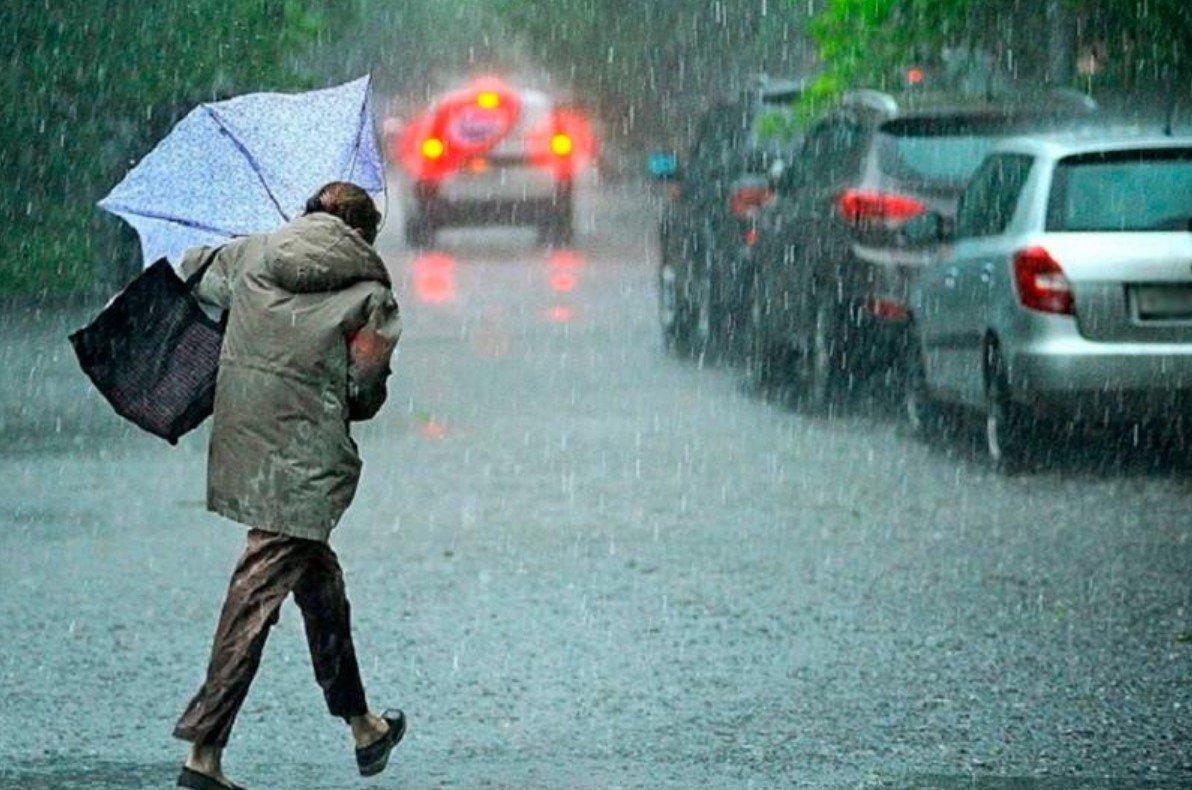 Синоптики прогнозируют сильные ливни и грозы 30 августа в Беларуси