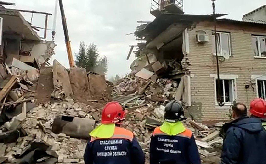 В результате взрыва газа в Елецком районе погибли три человека