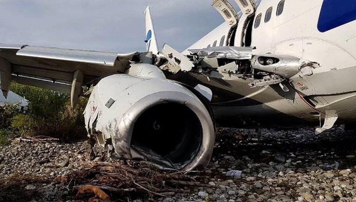 Четыре человека погибли при посадке самолета L-410 в Иркутской области
