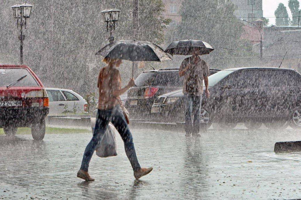 24 сентября по большей части Беларуси ожидаются дожди и сильный ветер