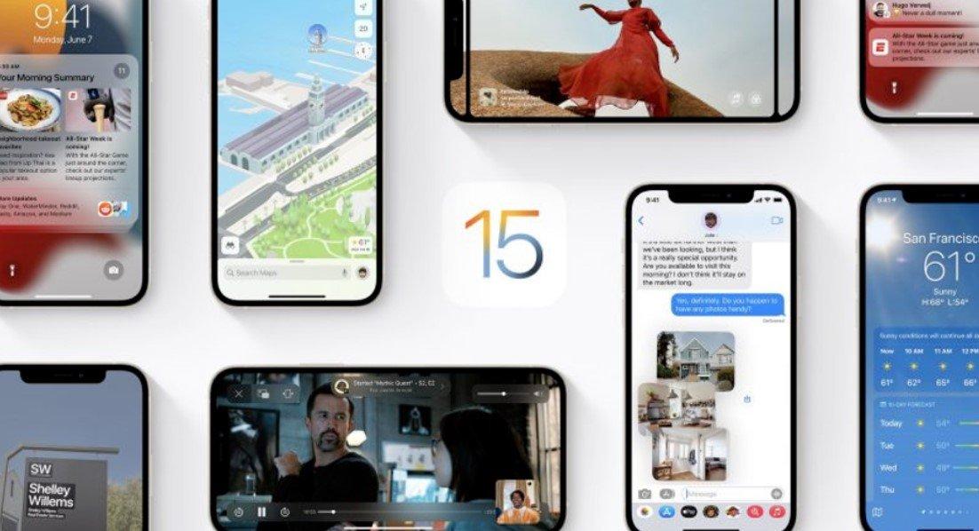 Apple представила iOS 15