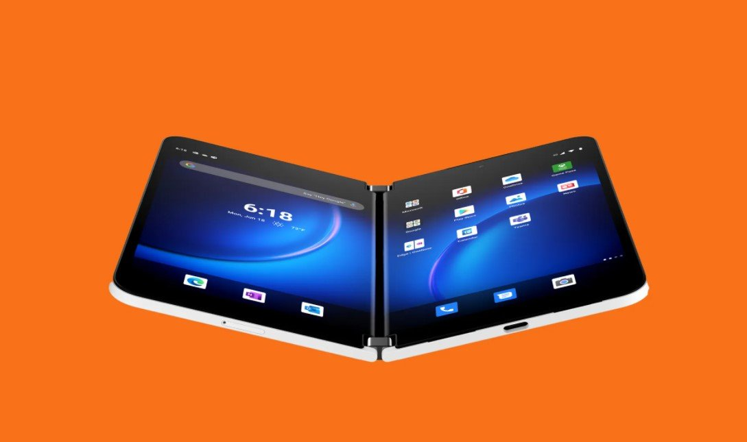 Microsoft анонсировала новый складной смартфон Surface Duo 2