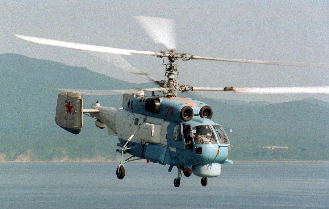 На Камчатке найдены обломки пропавшего вертолета Ка-27
