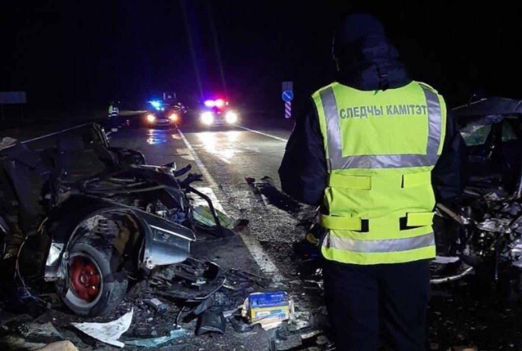В результате ДТП в Пуховичском районе погибли три человека