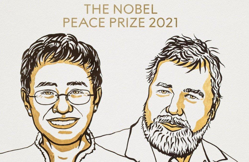 Нобелевскую премию мира присудили главному редактору издания Новая газета