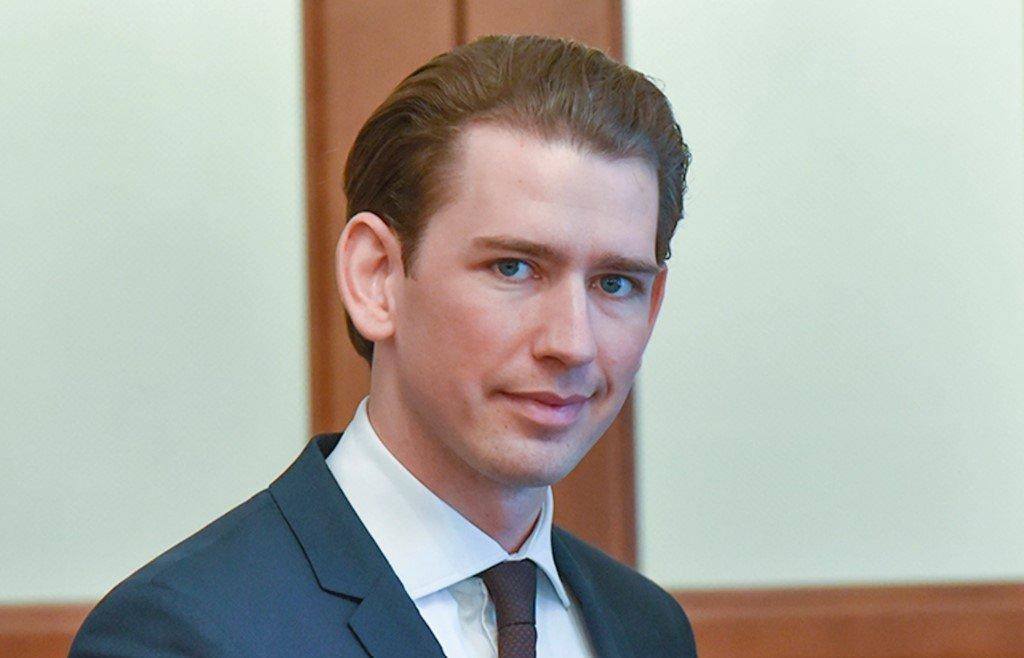 Канцлер Австрии Себастьян Курц подал в отставку