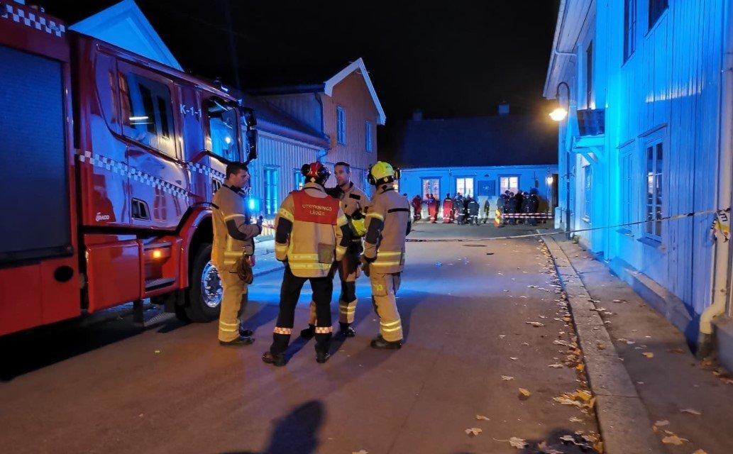 В результате нападения с луком в Норвегии погибли несколько человек