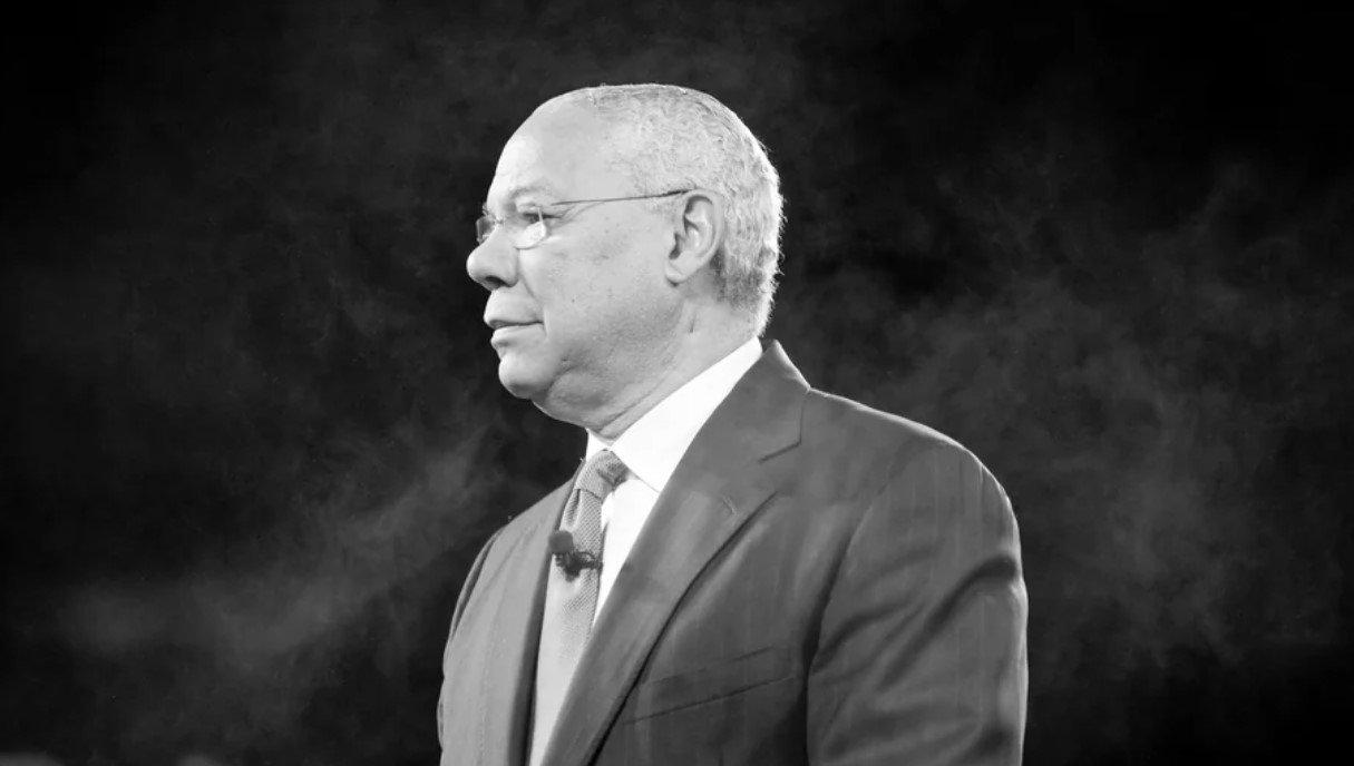 Бывший госсекретарь США Колин Пауэлл скончался от осложнений коронавируса COVID-19
